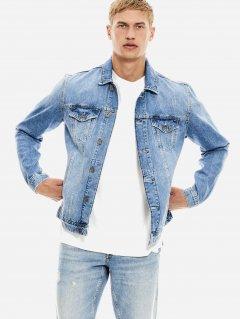 Куртка джинсовая Garcia GS110253 XXXL Синяя (8713215182097)