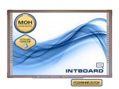 Интерактивная доска Intboard UT-TBI82 с умным лотком (UT-TBI82X-ST)