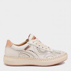 Туфли PIKOLINOS W6B-6996-NATA 38 25 см Белые (8434317924896)