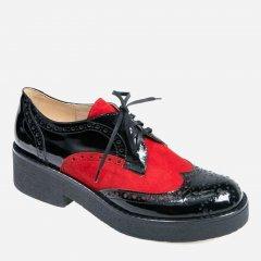 Броги Grand Style 20213-03/02 37 Черный/Красный (ГС00238929)