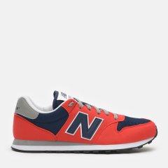 Кроссовки New Balance GM500TG1 46.5 (13) 31 см Красные с синим (194768580215)