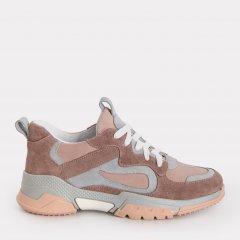 Кроссовки Caruso Shoes Sofia Brown 21-00494 40 25.5 см Розовые (ROZ6400034787)