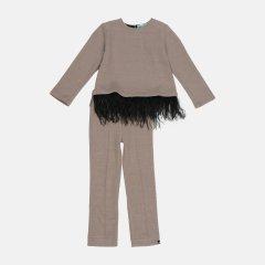 Костюм (джемпер + брюки) ANDRE TAN Kids K30059 98-104 см Мокко (7771000104731)
