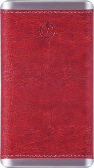УМБ Bergamo Luxen 6000 mAh Red (6002.2)