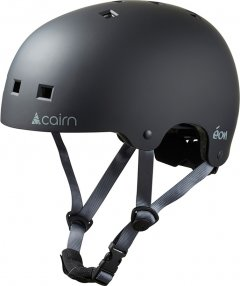 Велосипедный шлем Cairn Eon black-grey 56-58 (0300310-02-56)