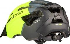 Велосипедный шлем Cairn Prism XTR II neon yellow-black 55-58 (0300270-93-55)
