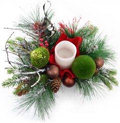 Композиция Новогодько (YES! Fun) Карпатский звон 50 см (904210) (4820079042109)