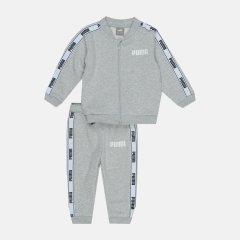 Спортивный костюм Puma Tape Infant Tracksuit 58649301 86 см Light Gray Heather (4063696407924)
