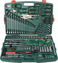 "Набор инструментов Hans Tools 1/2"" и 1/4"" 158 предметов (ТК-158VF)"