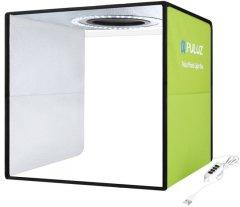 Лайткуб (фотобокс) для предметной съемки Puluz PU5032 30x30x30 см Зеленый (PU5032G)