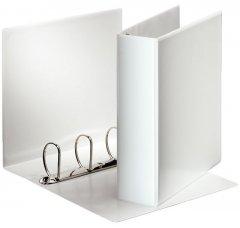 Папка-регистратор Esselte Panorama 90 мм A4 4D/60 мм Белая (49706)