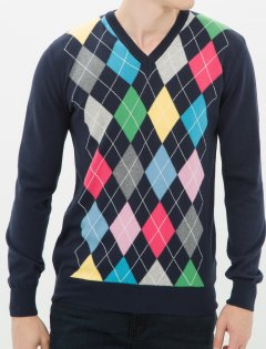 Пуловер Koton 7KAM91113LT S Marine (8681420748028)