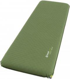 Коврик самонадувающийся Outwell Self-inflating Mat Dreamcatcher Single 195 x 63 x 10 см Green (928844)