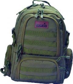 Рюкзак тактический Norfin TACTIC 35 л Хаки (NF-40221)