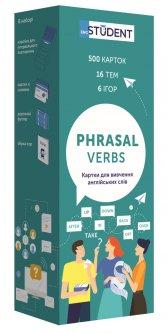 Карточки для изучения английского English Student Phrasal Verbs (9786177702091)
