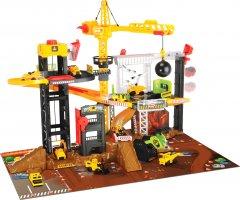 Игровой набор Dickie Toys Строительство с техникой и аксессуарами (3729010)