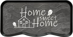 Подставка под обувь MultyHome Sweet Home 38х75 (5903104900533)