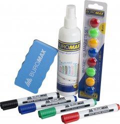 Набор Buromax Super Start для работы с маркерной доской (BM.6983)