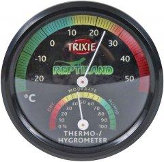 Термометр-гигрометр Trixie механический для террариума (4011905761138)