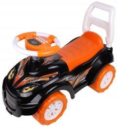 Автомобиль-каталка Technok для прогулок Оранжевый (6672) (4823037606672)