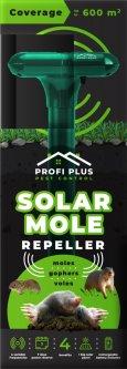 Отпугиватель кротов Profi Plus Pest Control Solar на солнечной батарее (5414528004788)