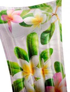Надувной матрас Intex 183 х 69 см Разноцветный (Intex 59720 цветы)