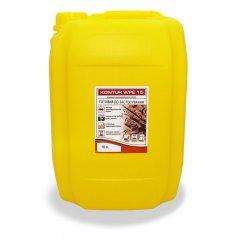 Антисептик готовый к применению для уничтожения дереворазрушающих насекомых KONTUR WPE 15, 10 л.