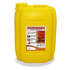 Огнебиозащита для защиты древесины KONTUR WPF-33 (ХМХА 1110) 5 л.