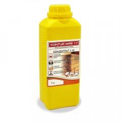 Водорастворимый антисептик для древесины KONTUR WPE-17 - Концентрат 1:19, 1 л