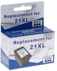 Картридж MicroJet для HP DJ 3920/F4200/F5200 аналог HP 21XL (C9351CE) Black (HC-E01X)