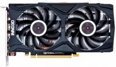 INNO3D PCI-Ex GeForce RTX 2060 Twin X2 6GB GDDR6 (192bit) (1680/14000) (HDMI, 3 x DisplayPort) (N20602-06D6-1710VA15L)