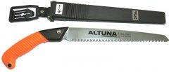 Ножовка садовая Altuna профессиональная с чехлом 270 мм японская заточка прямое лезвие (29607.A)
