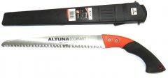 Ножовка садовая Altuna с чехлом 330 мм японская заточка прямое лезвие (J423.A)