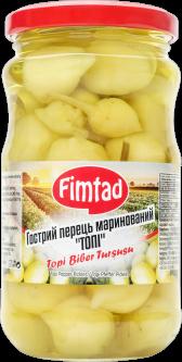 Острый перец Fimtad Топи 340 г (8681957372345)