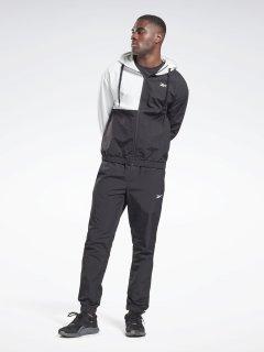 Спортивный костюм Reebok Ts Tracksuit GJ6337 L Black (4064047999884)