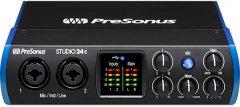 Аудиоинтерфейс PreSonus Studio 24c (228476)
