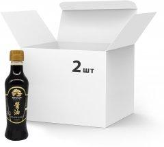 Упаковка соусов соевых Bonsai Gold Классических 220 мл х 2 шт (4820172250487)