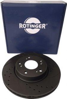 Диск тормозной Rotinger Hyundai i30, KIA Ceed 2 шт (RT 20659-GL T5)
