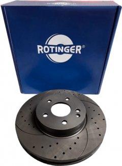 Диск тормозной Rotinger Mercedes Viano, Vito 2 шт (RT 20155-GL T5)