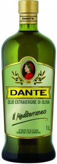 Оливковое масло Olio Dante Extra Virgin Il Mediterraneo 1 л (18033576193691_8033576193694_8033576194882)