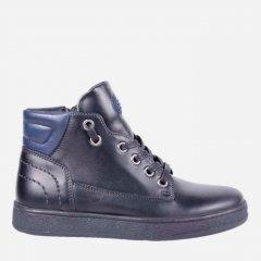 Ботинки демисезонные кожаные Irbis 485_black 31 20.5 см Черные (ROZ6400049631)