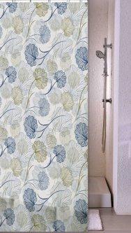 Шторка для ванной комнаты Мій Дім Relax 180х180 см (NJ01421)