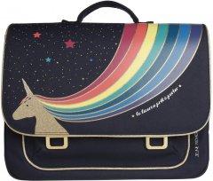 Портфель школьный Jeune Premier 38x30x14.5 см Unicorn Gold (5425038798654)