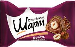 Конфеты АВК Королевский Шарм с целым фундуком и шоколадным кремом 2.2 кг (4823105805341)
