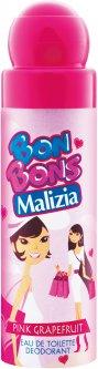 Парфюмированный дезодорант для девочек Malizia Bon Bons Pink Grapefruit 75 мл (8003510009701)
