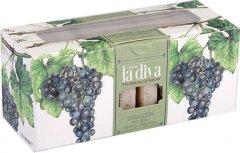 Натуральное мыло La Diva Черный виноград 10х22.5 г (8699266390318)