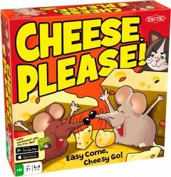 Настольная игра Tactic Сыр, пожалуйста! (54552) (6416739545523)