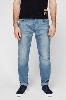 Чоловічі блакитні джинси Alum Relaxed Tapered G-Star RAW 32-32 D17232,9657