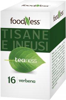 Травяной чай в пакетиках FoodNess Verbena с вербеной 20 шт (8031848003696)