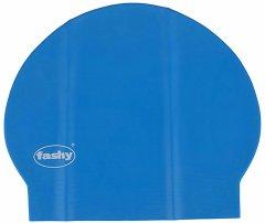 Шапочка для плавания Fashy латексная Темно-синий (3030 50)